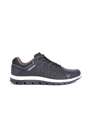Lescon Kadın Siyah Spor Ayakkabı L-5110