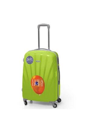 Yaygan Kadın Yeşil 60cm Seyahat Valizi