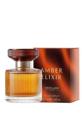 Oriflame Amber Edp 50 Ml Bayan Elixir