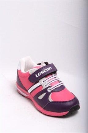 Lescon Kız Çocuk Fuşya Spor Ayakkabı L-2341