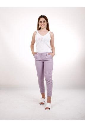 Kadın Beyaz Askılı Triko Crop PMBCKT000003339226