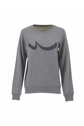 LTB Kadın Gri Sweatshirt 0112181203607690000