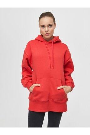 LTB Kadın Kırmızı Sweatshirt 0112081134610910000
