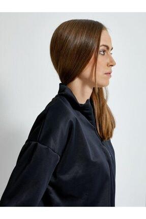LTB Kadın Siyah Sweatshirt 0112181052601770000