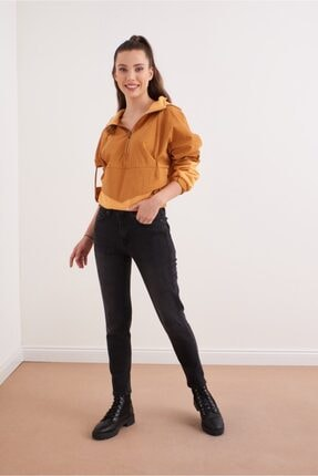 VENA Mıla Black Denım Pantolon
