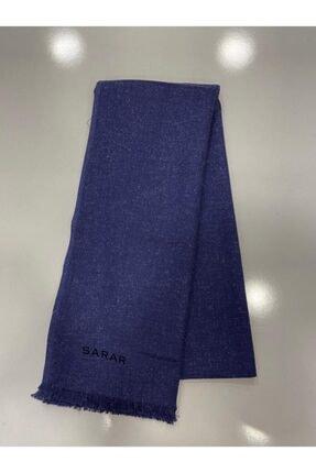 Sarar Kadın Mavi Life Style Kırçıllı Şal V8