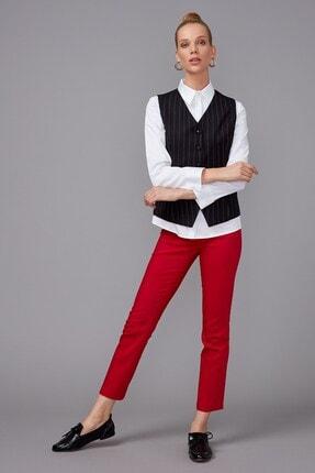 Journey Kadın Koyu Kırmızı Pantolon 18KPNT060