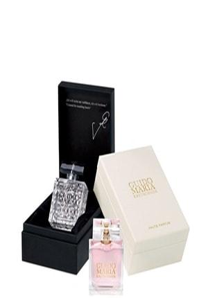 LR Guido Maria Kretschmer Edp 50 ml Erkek + Guido Maria Kretschmer Edp 50 ml Kadın Parfüm Seti
