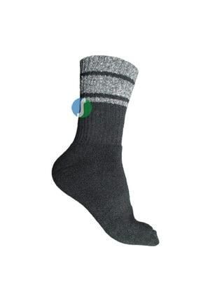 Thermoform Unisex Anti Blister Çorap Antrasit 39-42