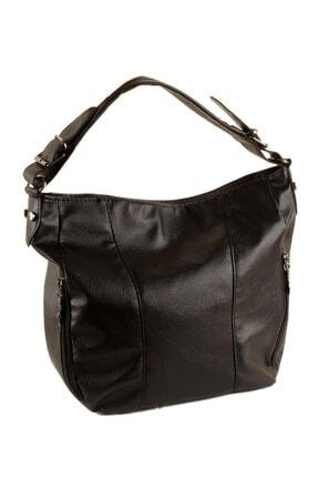 Luwwe Bag's Kadın Siyah Kol ve Omuz Salaş Çanta