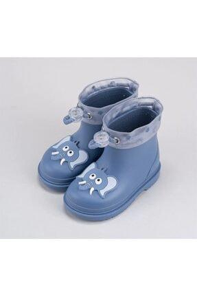 IGOR Kız Çocuk Mavi Yağmur Çizmesi
