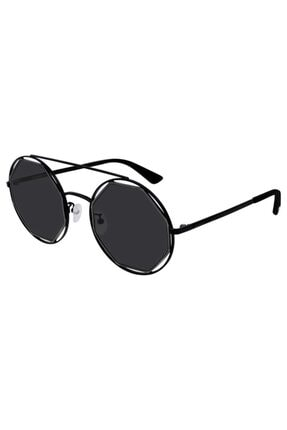 Alexander McQueen Mq0176sa 001 53 01 Mcqueen Güneş Gözlüğü