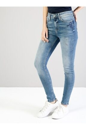 Colin's Kadın Mavi Jean Pantolon Cl1035522