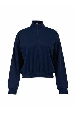 LTB Kadın Lacivert Sweatshirt 0112181052601770000
