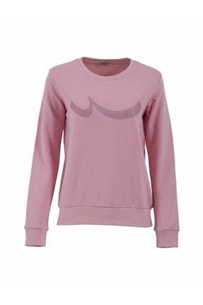 LTB Kadın Pembe Sweatshirt 0112181203607690000