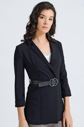 Jument Kadın Siyah Ceket 39004