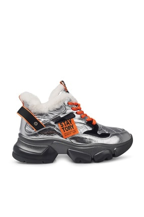 Guja Içi Suni Kürklü Kışlık Ayakkabı Kadın Ayakkabı 38920k3861