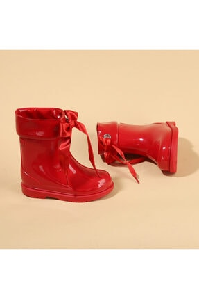 IGOR W10238 Bimbi Lazo Kız Çocuk Su Geçirmez Yağmur Kar Çizmesi