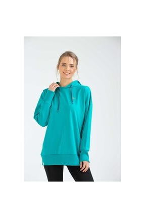 Umbro Mae Kadın Yeşil Sportswear Sweat (vc0014-04)