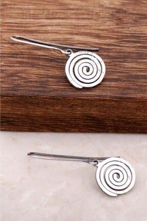 Sümer Telkari Kadın Karno Tasarım El İşi Gümüş Küpe 4050