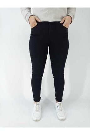 Cazador Kadın Siyah Kot Pantolon