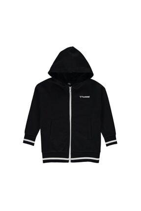 Hummel Unisex Çocuk Siyah Ceket
