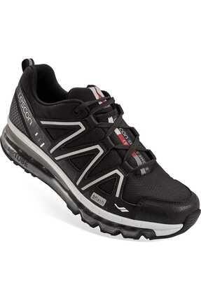 Lescon Unisex Çocuk Siyah Airtube Spor Ayakkabı