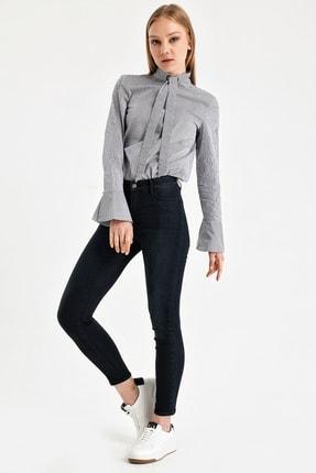 Armani Kadın Lacivert Jean