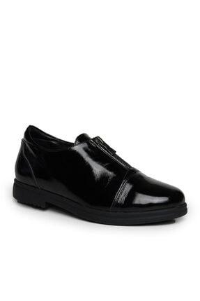Beta Günlük Ayakkabı Hakiki Deri Kadın Siyah