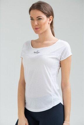 Speedlife Kadın Beyaz Panache Tişört