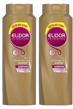 Elidor Elıdor Şampuan Saç Dökülmesine Karşı 650 Ml ( 2 Adet )