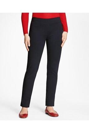 Brooks Brothers Kadın Siyah Slim Pantolon