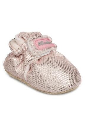Newborn 1018i Baby Bootie Janjan Pembe Çocuk Panduf
