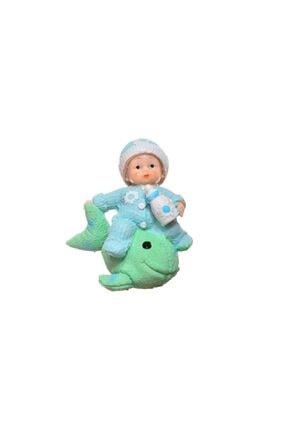 Mavi Hediyelik Sevimli Bebek Biblo SENA123146481868