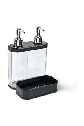 Twin Ikili Sıvı Sabunluk Ve Süngerlik MRP-UG