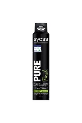 Syoss Pure Fresh Kuru Şampuan