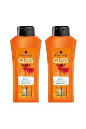 Gliss Şampuan Avantaj Paketi 2'li Set
