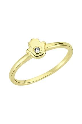 LUZDEMIA Hamsa Ring 925
