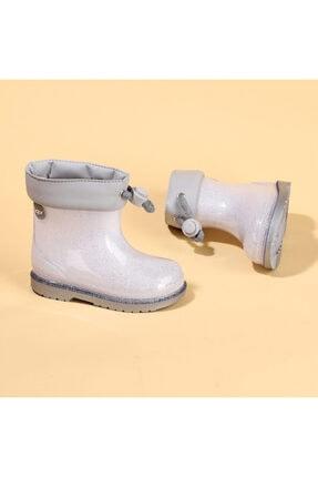 IGOR W10247 Bimbi Glitter Kız Çocuk Su Geçirmez Yağmur Kar Çizmesi