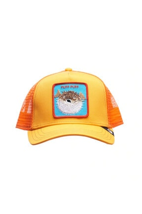 Goorin Bros Unisex Turuncu Şapka
