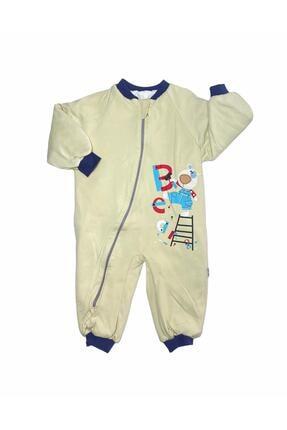 Fuar Baby Unisex Çocuk Baskılı Uyku Tulumu