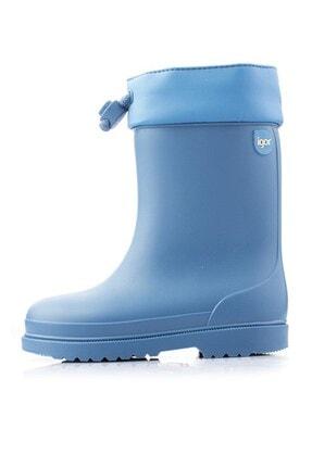 IGOR Unisex Çocuk Mavi Yağmur Çizmesi