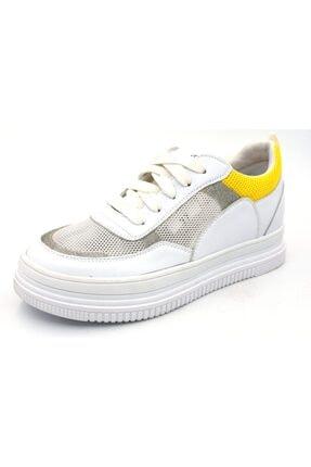 Guja Kadın Beyaz Sneaker 12509