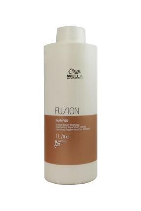 Wella Fusion Şampuan 1000ml. 8005610415482