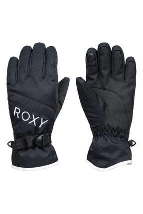Roxy Jetty Solgloves J Kadın Siyah Outdoor Eldiven Erjhn03165-kvj0