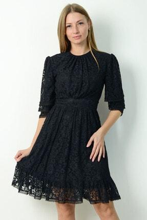 Herry Kadın Siyah Elbise 20hya600461