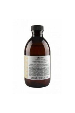 Davines Alchemic Golden Altın Renk Koruyucu Sarı Saçlar Için Şampuan 280 Ml