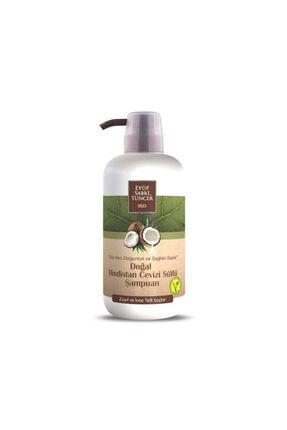 Eyüp Sabri Tuncer Doğal Hindistan Cevizi Sütlü Şampuan 600 Ml