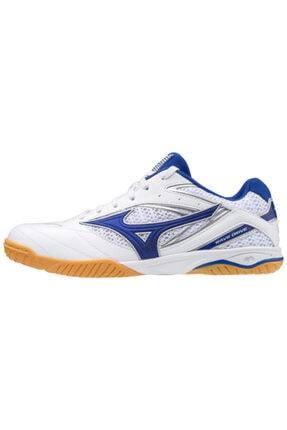 Mizuno Unisex Beyaz Masa Tenisi Ayakkabısı