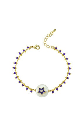 LUZDEMIA Star Pearl Bracelet